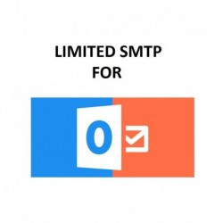 LIMITED SMTP SERVER - FULL SPF, DKIM, DMARC CONFIGURED ( NEW & FRESH ) FOR OUTLOOK | HOTMAIL