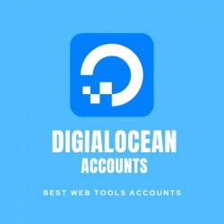 Account Digital Ocean ( Balance: 100$ )
