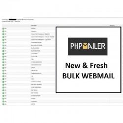 PHP MAILER DEDICATED SERVER - FULL SPF, DKIM, DMARC CONFIGURED ( NEW & FRESH )