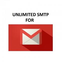 UNLIMITED SMTP SERVER - FULL SPF, DKIM, DMARC CONFIGURED ( NEW & FRESH ) FOR GMAIL