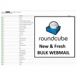 ROUNDCUBE WEBMAIL DEDICATED SERVER - FULL SPF, DKIM, DMARC CONFIGURED ( NEW & FRESH )