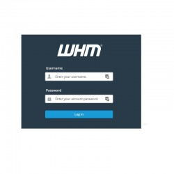 WHM SERVER - Trial License (Source: Created)