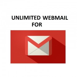 UNLIMITED ROUNDCUBE WEBMAIL SERVER - FULL SPF, DKIM, DMARC CONFIGURED ( NEW & FRESH ) FOR GMAIL