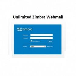 UNLIMITED ZIMBRA  WEBMAIL SERVER - FULL SPF, DKIM, DMARC CONFIGURED ( NEW & FRESH )