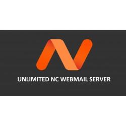 UNLIMITED NC  WEBMAIL SERVER - FULL SPF, DKIM, DMARC CONFIGURED ( NEW & FRESH )